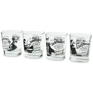 Jack Daniel's Tumblers - Set of 4