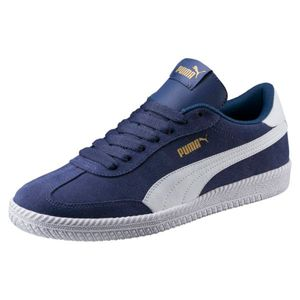 Puma Astro Cup Suede Trainers (Blue)