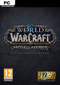 [NEW RELEASE] World of Warcraft: Battle for Azeroth - Collector's Edition (PC)