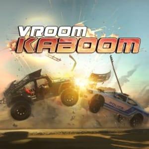 Vroom Kaboom Free at PSN