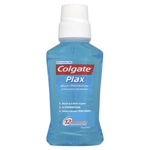 Colgate Plax Mouthwash Alcohol Free Cool Mint 250ml REDUCED to CLEAR