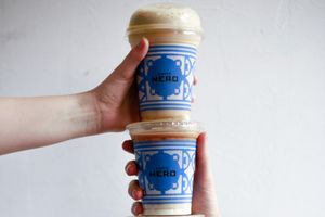 Buy 1 Get 1 Free on Iced Drinks at Caffè Nero via 02 Priority