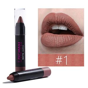 12 Colors Matte Lipstick 80% Discount