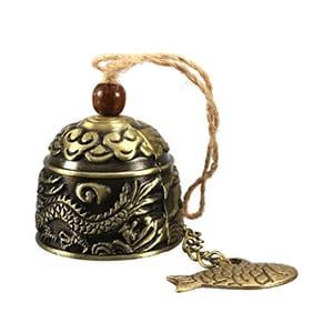 Dragon Fengshui Bell Good Luck Bless Home Garden Hanging Windchime