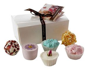 Bomb Cosmetics Luxury Ballotin Bath Melt Gift Set