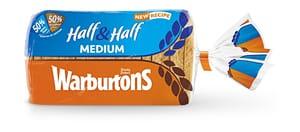 Warburtons 800g 50/50 Loaf
