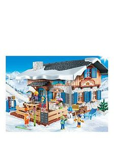 Playmobil Action 9280 Ski Lodge