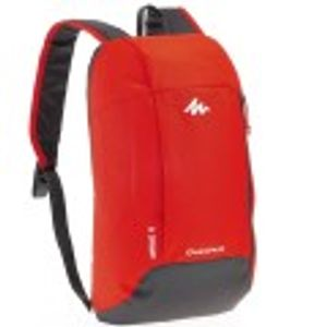 Quechua Nh100 10-L Hiking Backpack – Red/grey