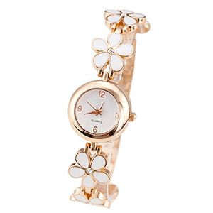 Rose Gold Flower Watch - £1.39 & FREE Delivery