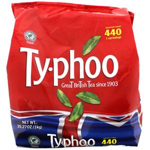 Typhoo One Cup Teabags (Pack of 440)