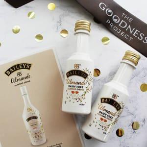 Free Baileys Mini Bottle