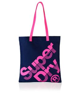 Superdry Ladies Calico Tote Bag