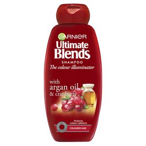 Garnier Ultimate Blends Argan Oil Coloured Hair Shampoo 360ml