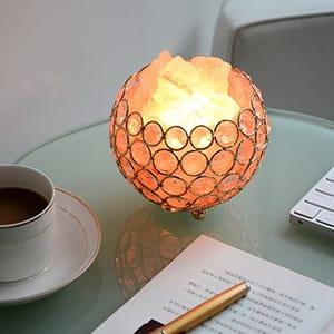 Himalayan Salt Lamp with Code
