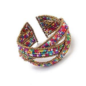 Ladies Bohemia Beads Bracelets