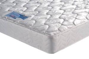 Sleep Easy Hypoallergenic Memory Sprung Mattress - Only £24!