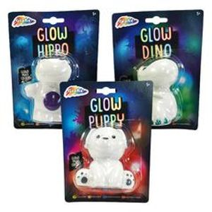 Glow Animal Colour Changing Mini Figure Light