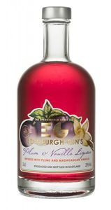 Edinburgh Gin Plum and Vanilla Liqueur 50cl £13 Each or 2 for £18