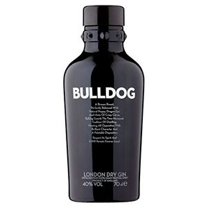 Bulldog London Dry Gin for Prime at Amazon