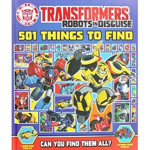 Transformer - 501 Things to Find