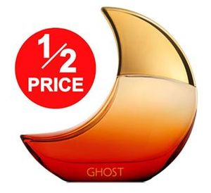 BETTER THAN HALF PRICE: Ghost Eclipse Eau De Toilette 75ml. Free Delivery