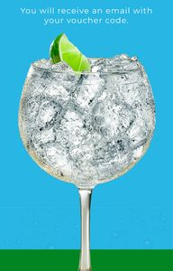 Free Gordons Gin & Tonic