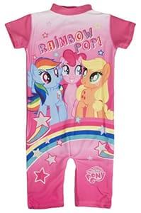 Lora Dora Girls Character UV 50+ Sun Safe My Little Pony 18-24