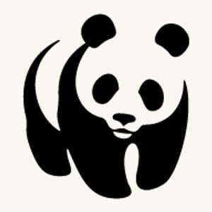 Panda Tot Bag