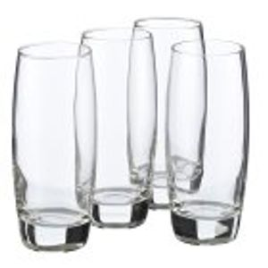 Sainsbury's Home Elegance Hi Ball Glasses X4