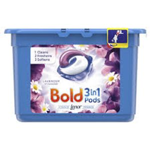 Bold 3in1 Pods (Combine with SuperSavvyMe Coupon)