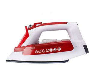 Hoover IRONjet TIL2200 Steam Iron, 2200 W, White
