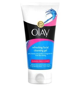 Olay Refreshing Facial Cleansing Gel 150ml and Free Gift