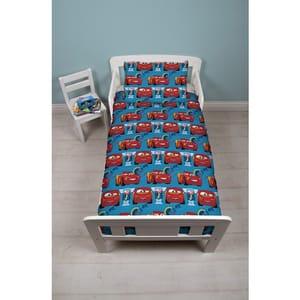 Disney Cars Bed in a Bag Set - Toddler