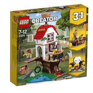 LEGO Creator 31078 Tree House Treasures
