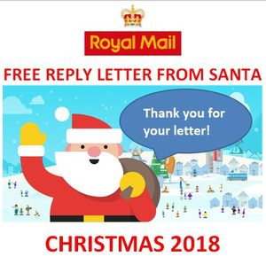 letter to santa royal mail 2018 letters to santa royal mail free reply 21072 | p 5ba86c89d267ba1025334383 1