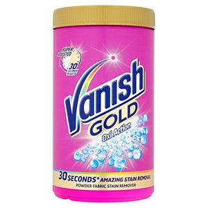 Vanish Gold Stain Remover Powder, 1.35 Kg (Prime Only)