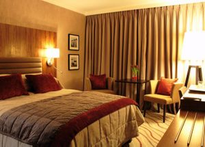 Elegant Isle of Wight Spa Hotel Stay