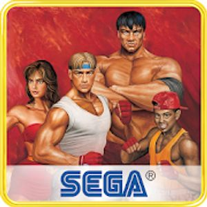 Streets of Rage 2 Classic (Android/iOS)「SEGA Forever Collection」
