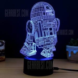 Starwars R2D2 Night Light