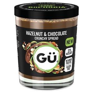 Gu Crunchy Chocolate and Hazelnut Spread 200G