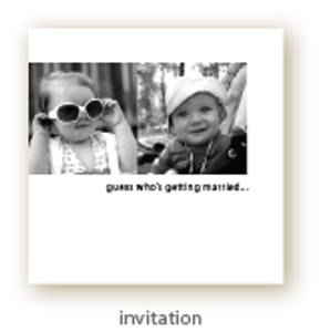 Range of Invite Samples