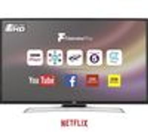 "JVC LT-43C870 43"" Smart 4K Ultra HD LED TV"