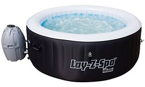 33% off at AMAZON: Lay-Z-Spa Miami Hot Tub, Airjet Inflatable Spa, 2-4 Person