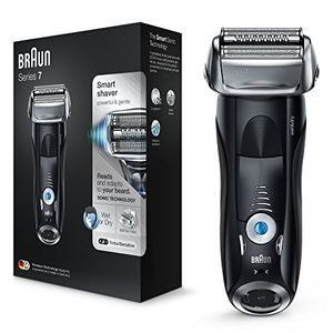 BETTER than 1/2 PRICE! Braun Series 7 Electric Shaver for Men 7840s, Wet and Dry