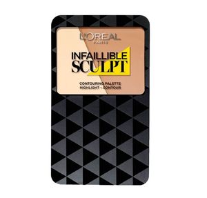L'OREAL Infallible Sculpting Palette - 10g