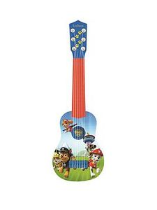 BARGAIN!!! Paw Patrol My First Guitar - 21-Inch