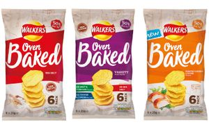 Free 6 Pack of Walkers Baked Crisps