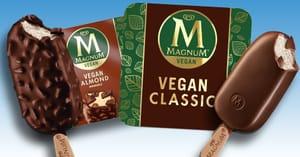 Magnum Vegan Ice Cream