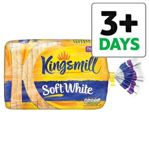 Kingsmill White, Wholemeal and 50/50 Bread 800g