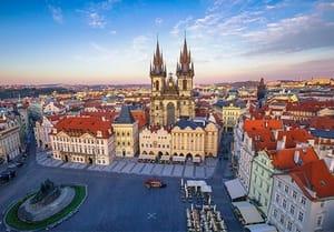 Prague Festive Markets